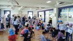 令和元年度木育キャラバン 第16回目  神戸市立奥の池幼稚園