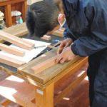 木工基礎講座20期生始まりました! 1日目